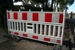 Barrière de chantier : le meilleur moyen de sécuriser votre site et vos travaux