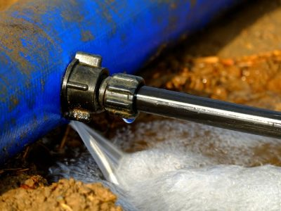 Prévenir les fuites d'eau sur le réseau d'eau potable