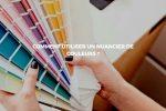 Utiliser un nuancier de couleurs pour peindre sa véranda