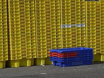 Adoptez le palox plastique comme stockage industriel