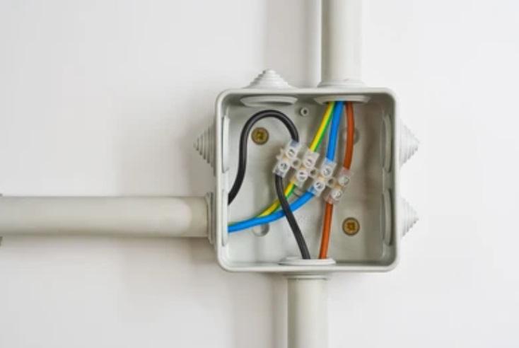 branchement électricité