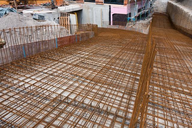 fer à beton