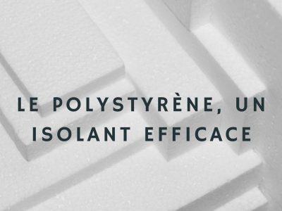 Est-ce que le polystyrène est du plastique ?
