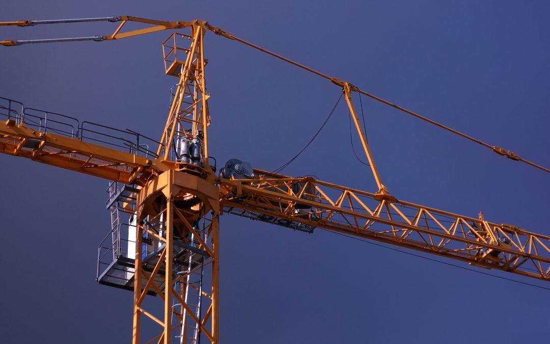 Améliorer la construction grâce à une grue à montage rapide